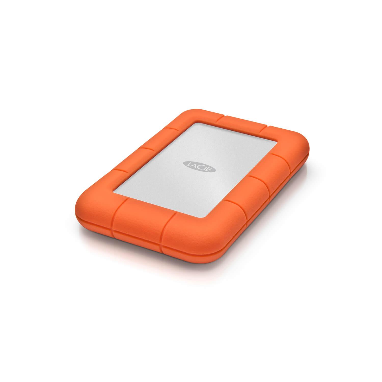 כונן גיבוי חיצוני עמיד בפני אבק, מים ומכות Lacie Rugged Mini Usb 3.0