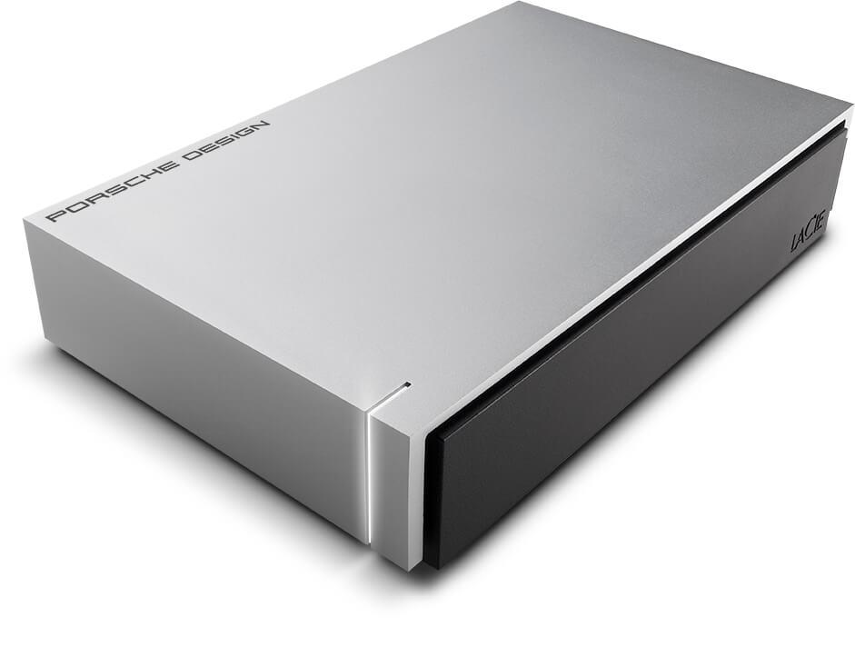 כונן גיבוי חיצוני LaCie Porsche desktop USB 3.0