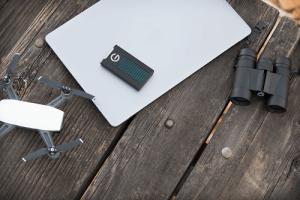 כונן קשיח חיצוני G-DRIVE mobile SSD 1TB