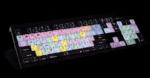 מקלדת עריכה Logickeyboard Avid Final Cut Pro X – Mac ASTRA Backlit