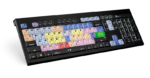 מקלדת עריכה Logickeyboard Avid Media Composer – PC ASTRA Backlit