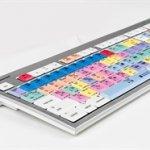מקלדת עריכה LogicKeyboard Premiere Pro CC - Mac ALBA