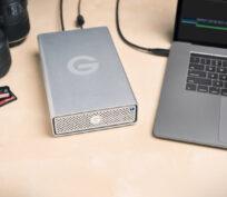 כונן קשיח חיצוני G-DRIVE 10TB with Thunderbolt 3