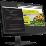 מסך מחשב לעריכת וידאו, גיימרים וגרפיקאים HP Z24nf G2 23.8-inch IPS