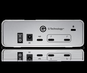 כונן קשיח חיצוני G-DRIVE with Thunderbolt 3 – 12TB