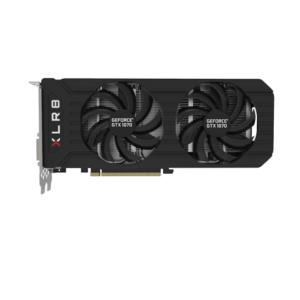 כרטיס מסך PNY GeForce® GTX 1070 XLR8 Twin Fan