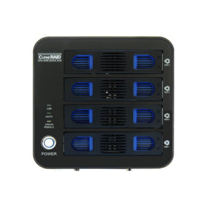 מארז לכוננים קשיחים CineRAID CR-H458 4-Bay USB 3.0
