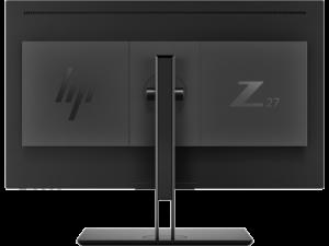 מסך מחשב לעריכת וידאו, גיימרים וגרפיקאים HP Z27 27-inch IPS 4K UHD