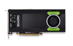 כרטיס מסך PNY NVIDIA Quadro P4000