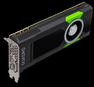 כרטיס מסך PNY NVIDIA Quadro P5000