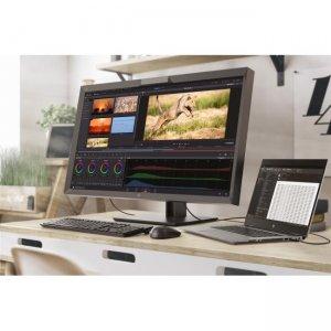 מסך מחשב לעריכת וידאו, גיימרים וגרפיקאים HP Z27n G2 27-inch IPS