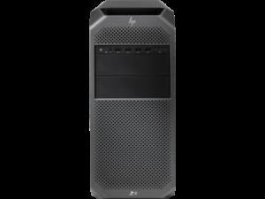 תחנת עבודה לעורכי וידאו, מעצבי תמונה, אדריכלים ומהנדסי פיתוח HP Z4 G4 Workstation
