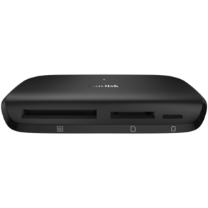קורא כרטיסי זיכרון SanDisk ImageMate Pro USB 3.0